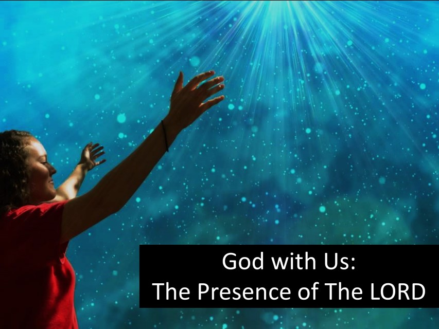God with Us - The Presence of